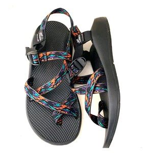 Chaco sandals Made in USA Navajo print sz 11 M